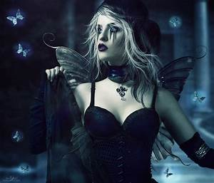 Dark Fairy Gothic Wallpapers Pictures