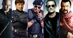 Every Action Star That Needs to Be in Expendables 4 - MovieWeb