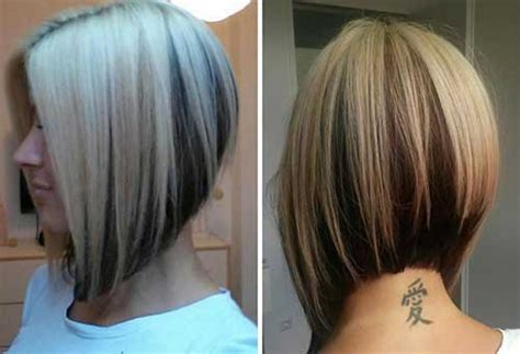 20 Inverted Bob Back View