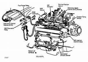 4 3l Engine Diagram