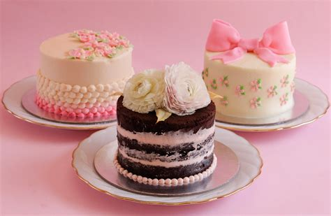 mini cake fabulous mini buttercream cakes page 2 desserts corner