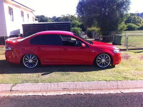 2008 Ford Falcon Xr6 Automatic Fg Related Infomation