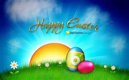 Easter Happy Wallpapers Desktop Backgrounds Holiday Sunday