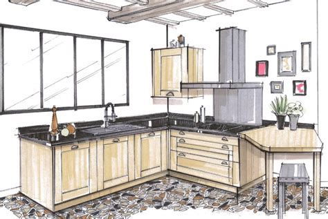 dessiner une cuisine en 3d dessiner une cuisine sketchup 28 images dessin cuisine