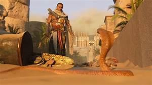 Assassin's Creed: Origins Gamescom 2017 cinematic trailer ...