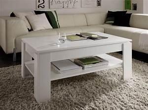 Tischplatte Weiß Hochglanz : trendteam couchtisch online kaufen otto ~ Frokenaadalensverden.com Haus und Dekorationen