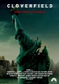 Movie Poster »Cloverfield« on CAFMP