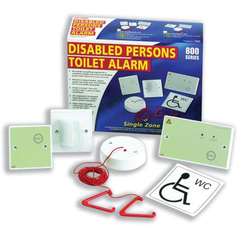 c tec nc951 disabled person toilet alarm kit innovate electrical supplies ltd