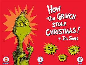 How the Grinch Stole Christmas Quotes. QuotesGram