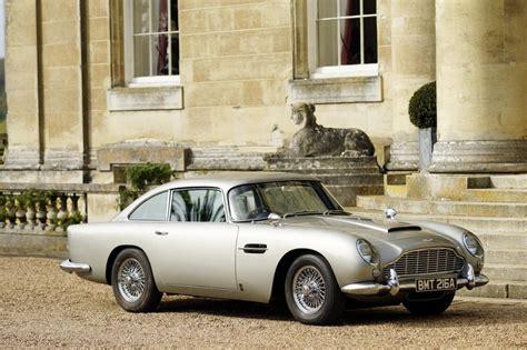 Newmotoring Aston Martin Db5 Skyfall James Bond