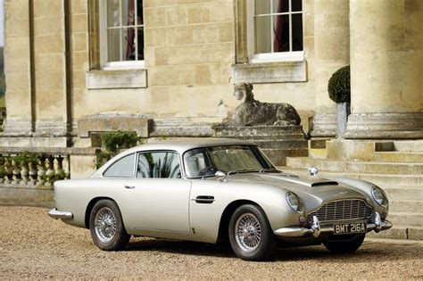 Newmotoring Aston Martin Db5 Skyfall James Bond Newmotoring