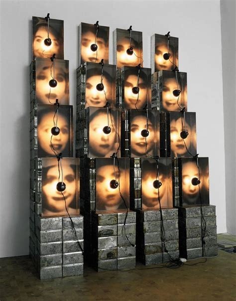 20 best images about christian boltanski on cable acrylics and