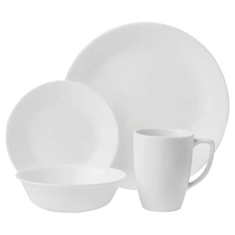 dinnerware break sets durable corelle lightweight target resistant vitrelle won glass frost winter
