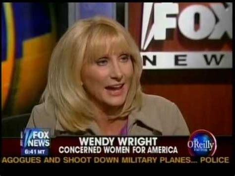 Wendy Wright Meme - concerned women for america cwa president wendy wright on the o reilly factor youtube