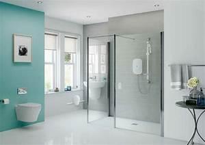 Begehbare Dusche Nachteile : gemauerte dusche als blickfang im badezimmer vor und ~ Lizthompson.info Haus und Dekorationen