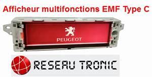 Afficheur Peugeot 407 : reparation afficheur multifonctions peugeot 407 ~ Carolinahurricanesstore.com Idées de Décoration