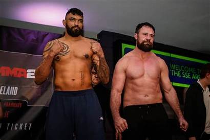 Bellator Doctor Stoppage Ends Due Results Event
