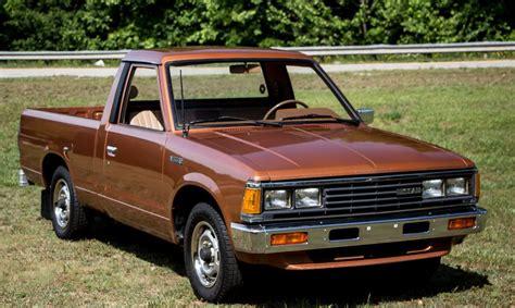 old nissan truck rust free work ready 1985 nissan pickup
