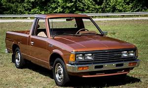 Rust Free  Work Ready  1985 Nissan Pickup
