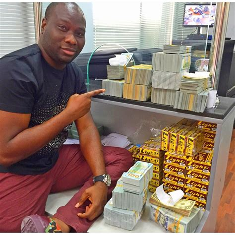 ismaila mompha flaunts 4million on instagram photos business nigeria