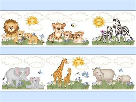 childrens wallpaper borders images  pinterest