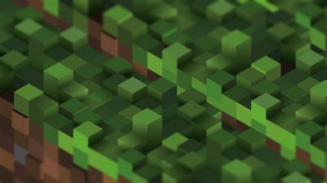 Grass is one of the most common blocks on the surfaces of maps. Video games grass minecraft cubes wallpaper | 2560x1440 ...