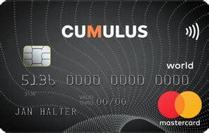 migros cumulus mastercard moneylandch