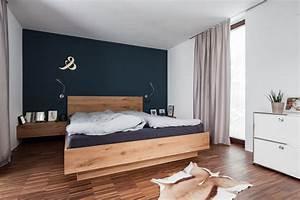 Farbe Fürs Schlafzimmer : trend 2018 f r wandfabe petrol farbe ist angesagt innendesign zenideen ~ Eleganceandgraceweddings.com Haus und Dekorationen