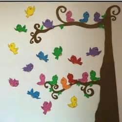 craft decorations bird themed classroom decorations 3 171 preschool and homeschool