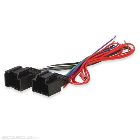 Gmc Factory Radio Wire Harnes For Aftermarket Car by Gm Car Stereo Cd Player Wiring Harness Wire Aftermarket