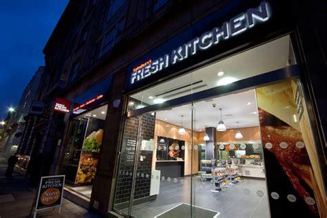 Sainsburys Kitchen Collection by 187 Sainsbury S Fresh Kitchen Branding Store Design By