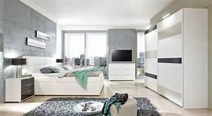 Schlafzimmer Komplett Mit Aufbauservice : stylisches komplett schlafzimmer mit stauraumbett sinopoli ~ Bigdaddyawards.com Haus und Dekorationen