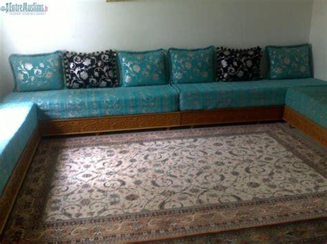 salon sedari banquette marocain en bonne etat