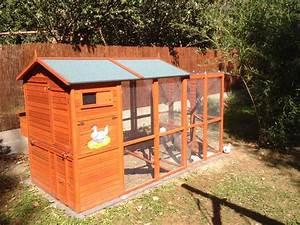 Chemin Des Poulaillers : blog installation du poulailler gaulois avec extension ~ Melissatoandfro.com Idées de Décoration