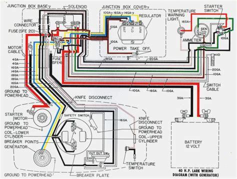 outboard engine wiring diagram downloaddescargar com