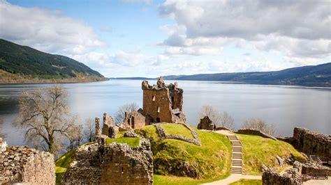 Loch Ness Scotland - Book Tours