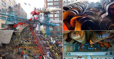 city museum   story  shoe factory transformed   ultimate urban playground