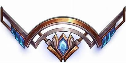 Banner Profile League Legends Season Lol Challenger