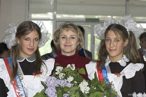 russian school graduation  part  xcitefunnet