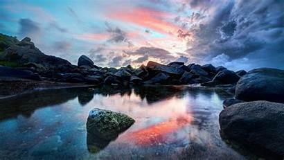 Pond Wallpapers Reflection