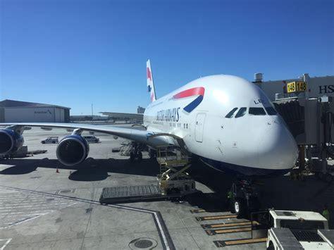 Review British Airways Club World A380 Laxlhr  Monkey Miles