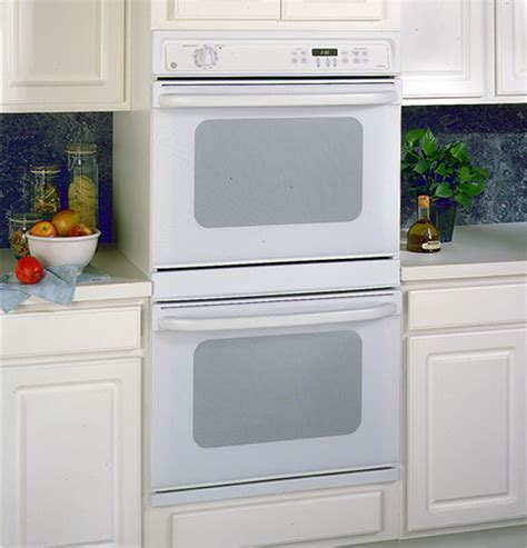 ge  double wall oven   cleaning upper oven  standard clean  oven jtpwaww