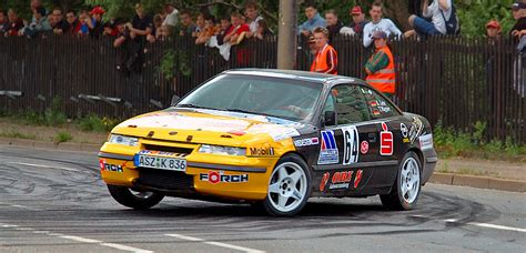 Saxony Rally Racing Opel Calibra 4x4 Turbo 64 (aka