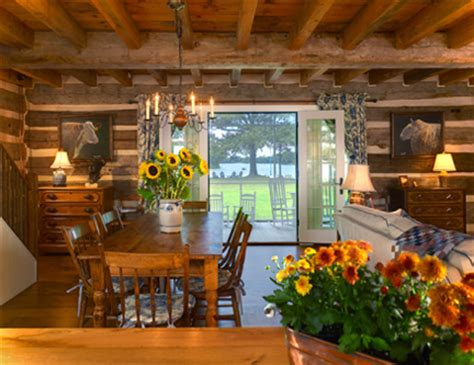 log home interiors images eye for design decorating your log home