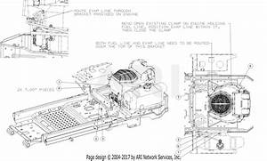 Troy Bilt 17andald066 Mustang Xp 60  2017  Parts Diagram