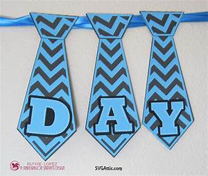 3 under 3 and more: Happy Father´s Day Neck Tie Banner