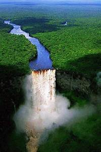 Amazing View Of Cool Waterfalls Around The World