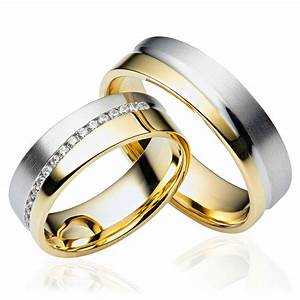 Jc trauringe in gelbgold weissgold c071 for Wedding ring catalogs by mail