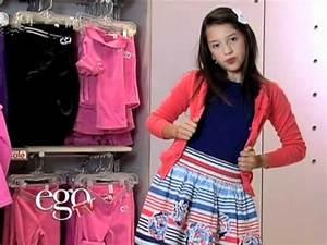 EGO TV te presenta: Capsula de Tendencias en ropa para niñas YouTube