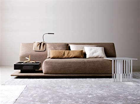 canapé lit convertible design contemporary comfortable sofa bed by molteni digsdigs
